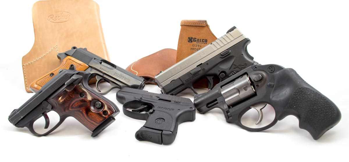 The 5 Best Pocket Carry Handguns